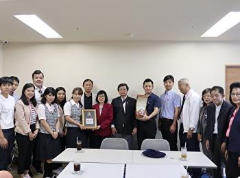 หลักสูตรได้จัดโครงการศึกษาดูงานด้านการแพทย์และวิทยาศาสตร์สุขภาพ ณ ประเทศญี่ปุ่น