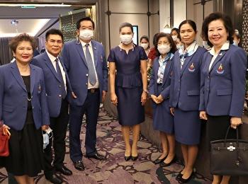 การแสดงผลิตภัณฑ์จากแพทย์แผนไทยประยุกต์ และสินค้าสมุนไพรท้องถิ่นที่ร่วมมือกับชุมชน